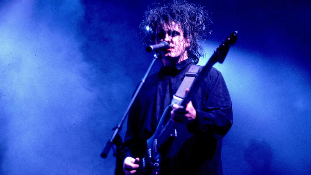 The Cure - September 6th, 1989 Rosemont Horizon Chicago, Illinois United States September 6th, 1989 Photo by Paul Natkin/Wire