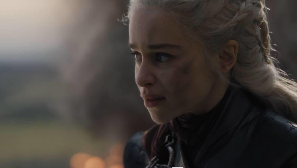 Dem Wahnsinn verfallen: Daenerys Targaryen.