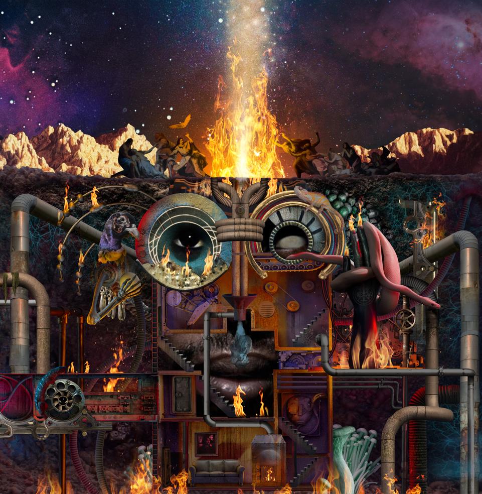 Flying Lotus: Flamagra (Kritik & Stream) - Musikexpress