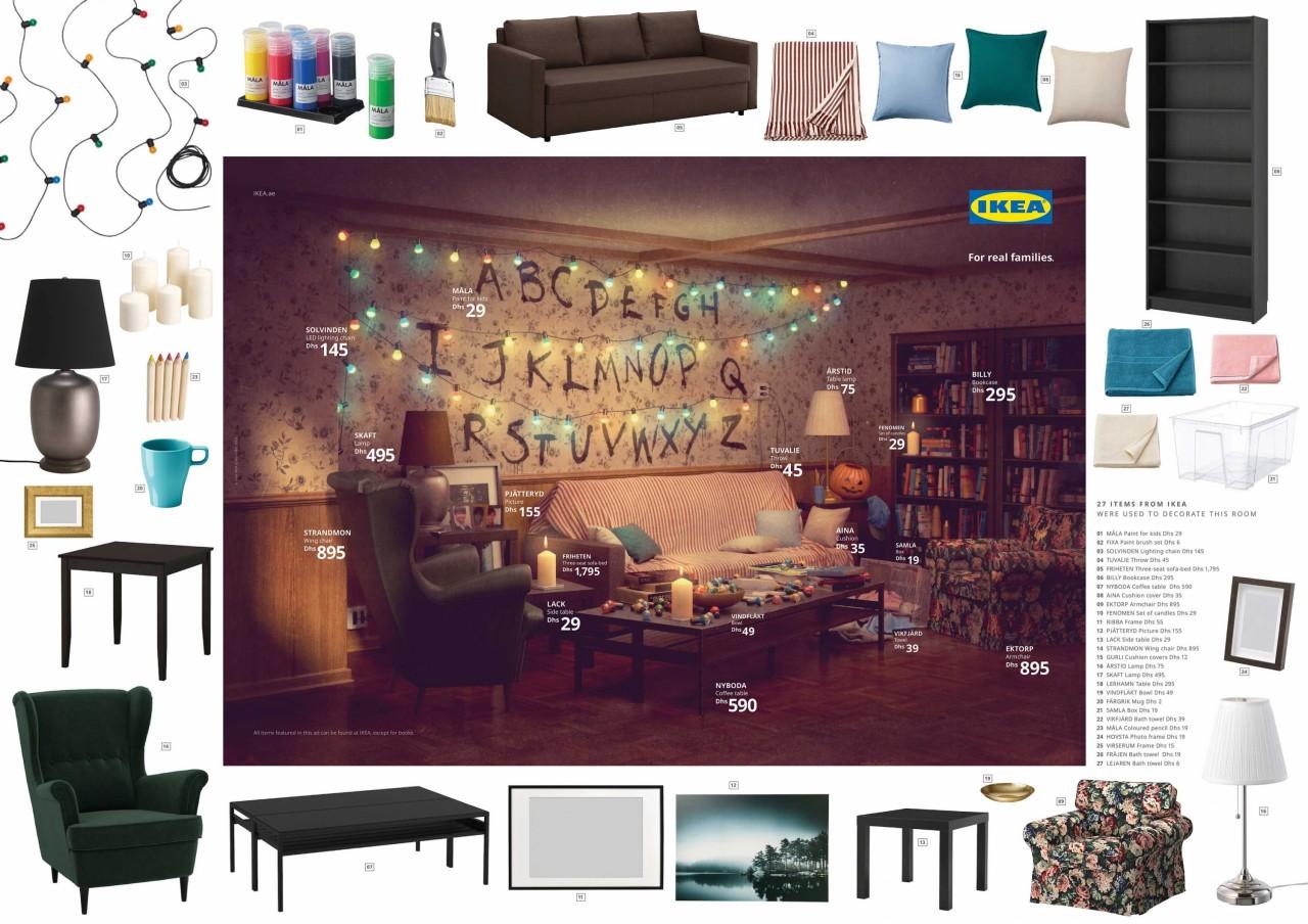 Nachgestellt Ikea Verkauft Jetzt Die Wohnzimmer Aus The Simpsons