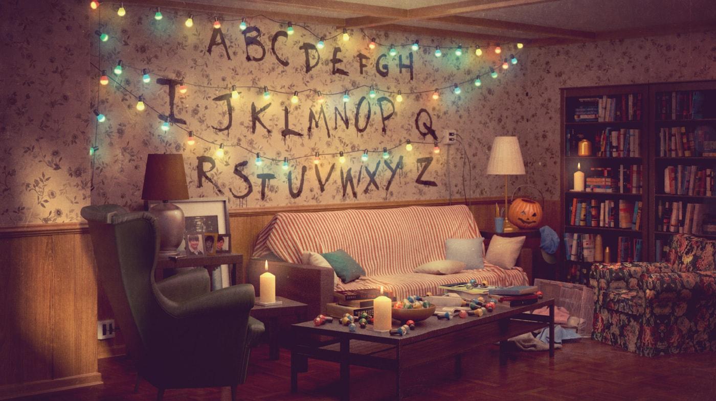 Nachgestellt Ikea Verkauft Jetzt Die Wohnzimmer Aus The Simpsons Stranger Things Und Friends Musikexpress