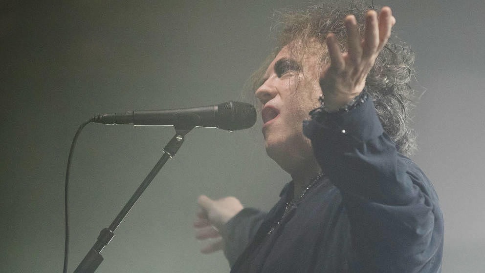 Robert Smith live mit The Cure am 24. Mai 2019 in Sydney