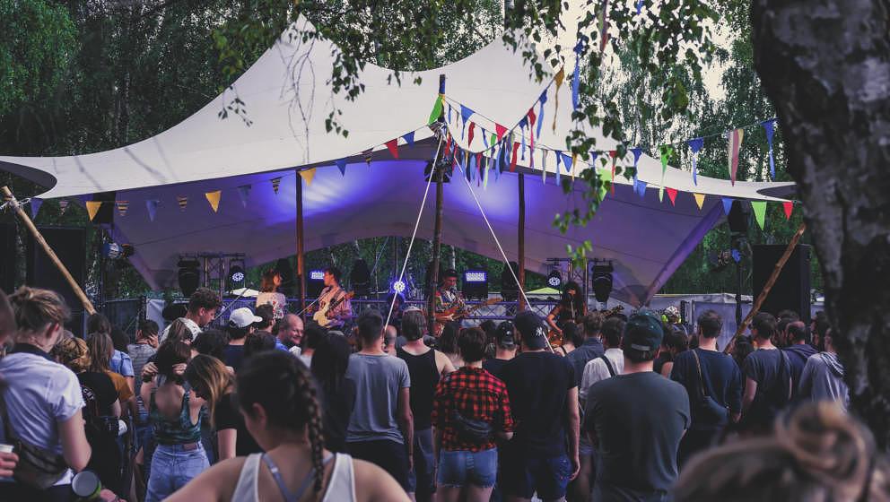 ShelterBoy beim Immergut Festival 2019