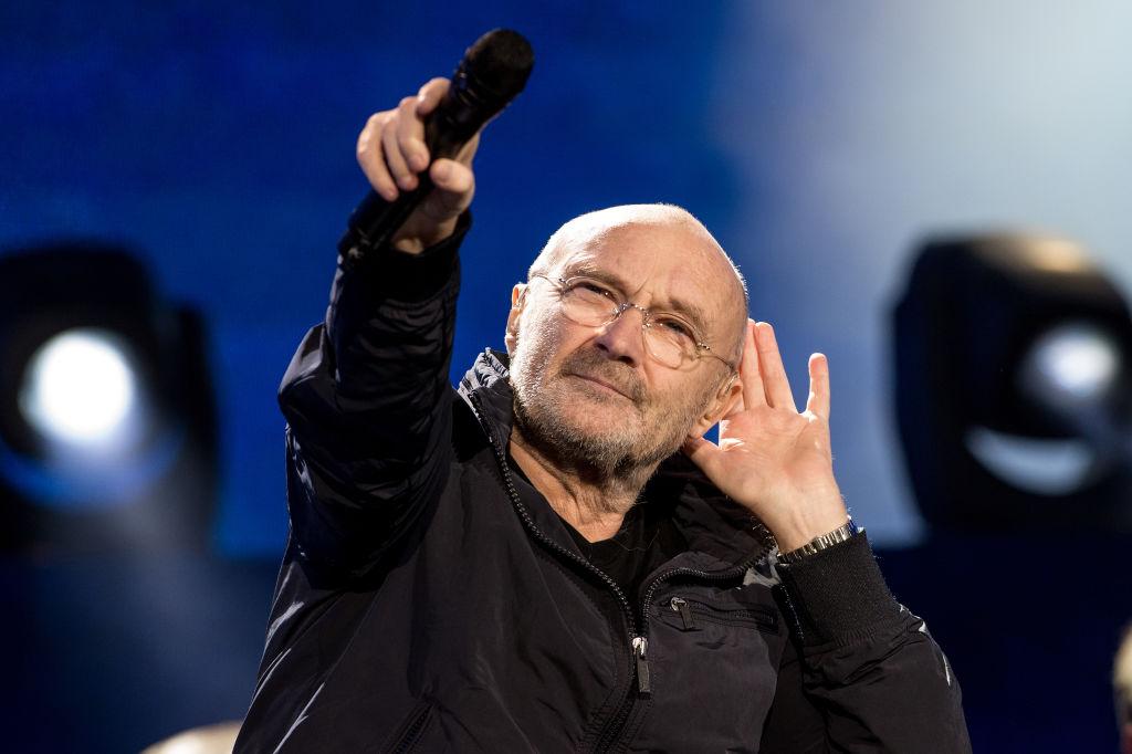 Phil Collins im Kampf gegen seine Ex-Frau und Präsident Trump