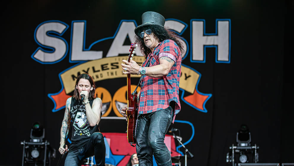 Sonntag: Slash feat. Myles Kennedy