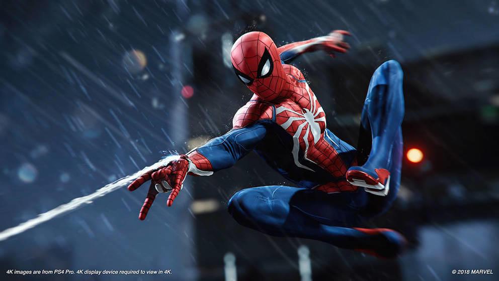 """""""Marvel's Spider-Man"""" für die PS4 gibt es aktuell im PlayStation Store im Angebot"""