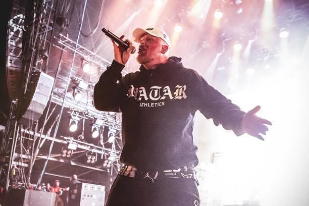 Sympathischer Kerl, oder? Bonez MC live bei Rock am Ring 2019