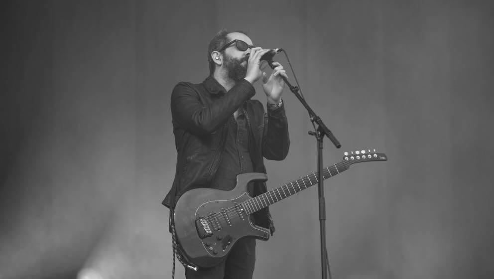 21.06.2019, Eichenring , Scheessel, GER, Festival, Konzert,Hurricane, Band  im Bild'CIGARETTES AFTER SEX'live auf der River