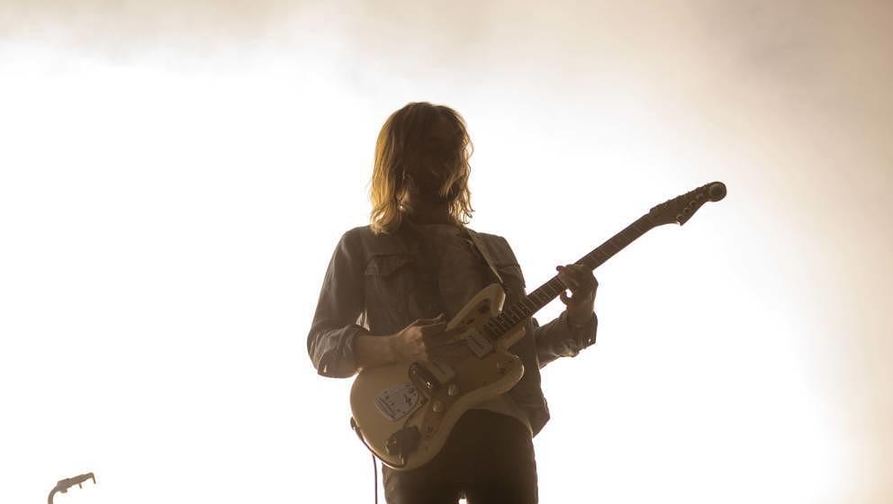 21.06.2019, Eichenring , Scheessel, GER, Festival, Konzert,Hurricane, Band  im Bild'TAME IMPALA'live auf der River Stage be