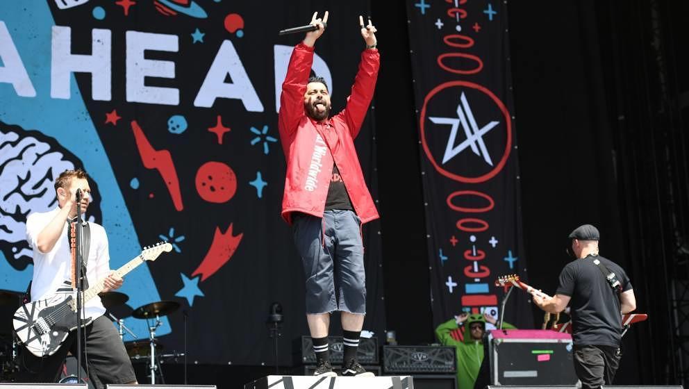 Zebrahead beim Hurricane Festival 2019