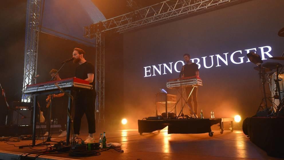 Enno Bunger beim Hurricane Festival 2019