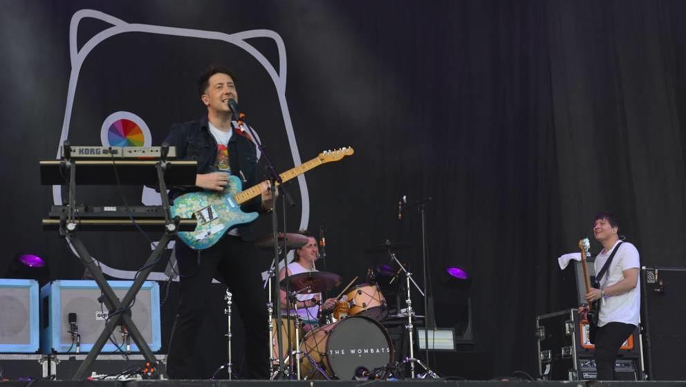 The Wombats beim Hurricane Festival 2019