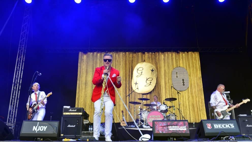 Me First & The Gimmie Gimmies beim Hurricane Festival 2019