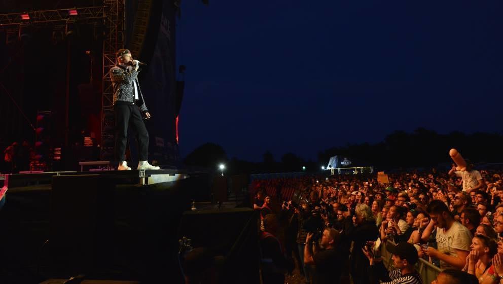 Macklemore beim Hurricane Festival 2019