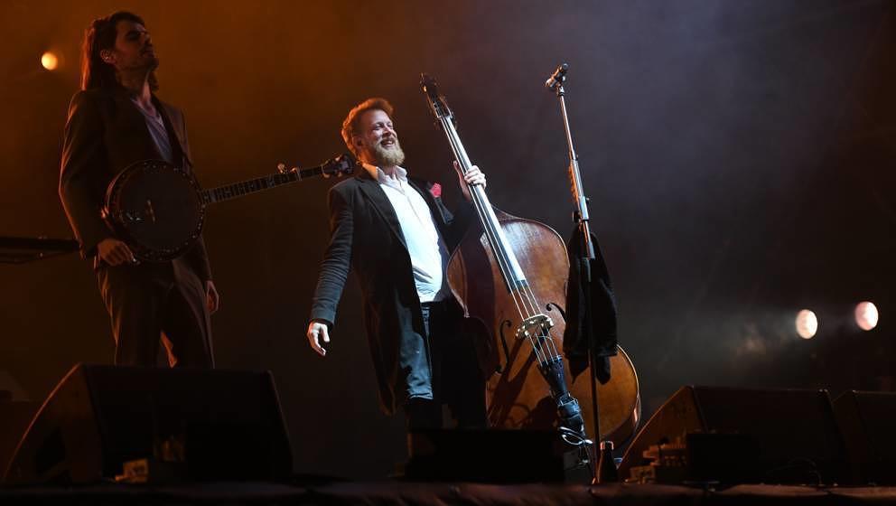 Mumford & Sons beim Hurricane Festival 2019
