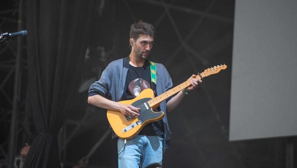 22.06.2019, Eichenring , Scheessel, GER, Festival, Konzert,Hurricane, Band  im Bild'ANNEMAYKANTEREIT'live auf der Forest St