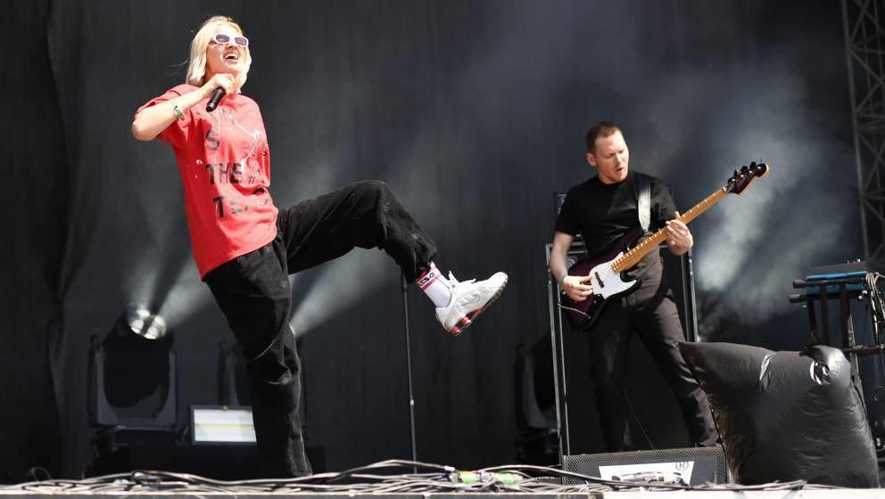 Mavi Phoenix beim Hurricane Festival 2019