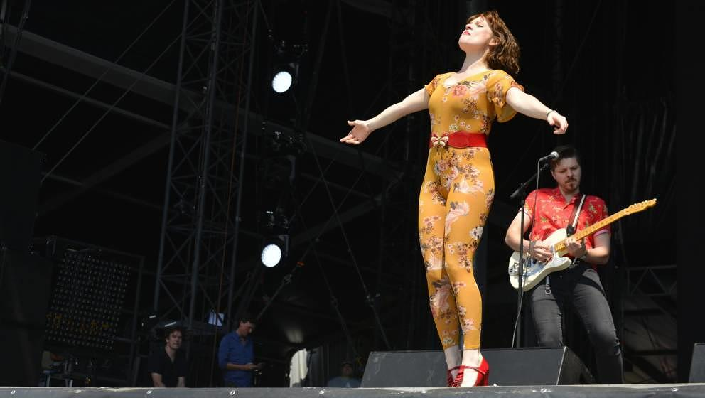 Skinny Lister beim Hurricane Festival 2019