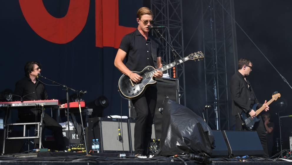 Interpol beim Hurricane Festival 2019
