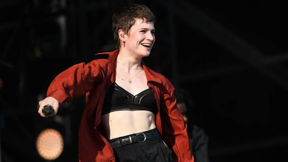 Christine And The Queens beim Hurricane Festival 2019