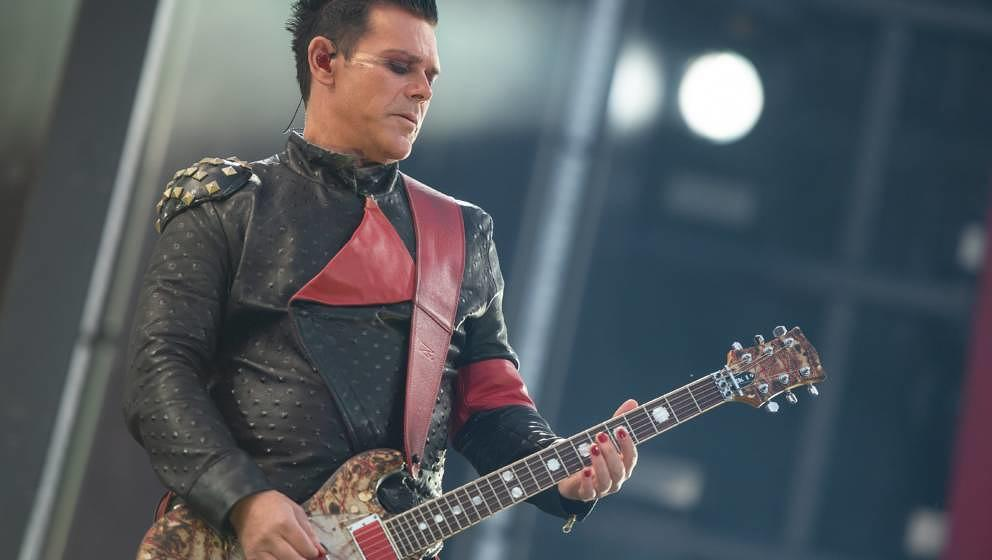 Rammsteins Richard Kruspe in Hannover