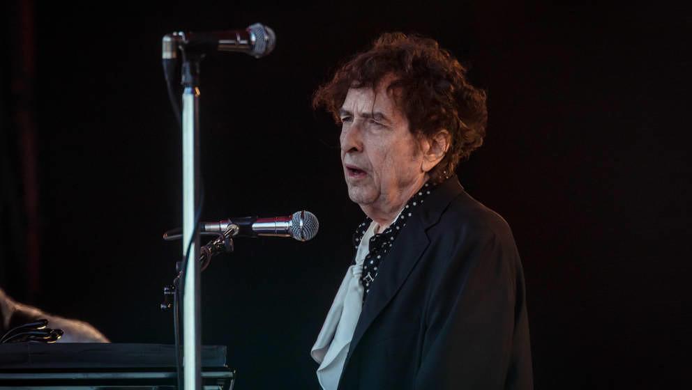 """Bob Dylan hat noch einen Song veröffentlicht: Auf """"I Contain Multitudes"""" reflektiert Dylan seine eigene Widersprüchlich"""