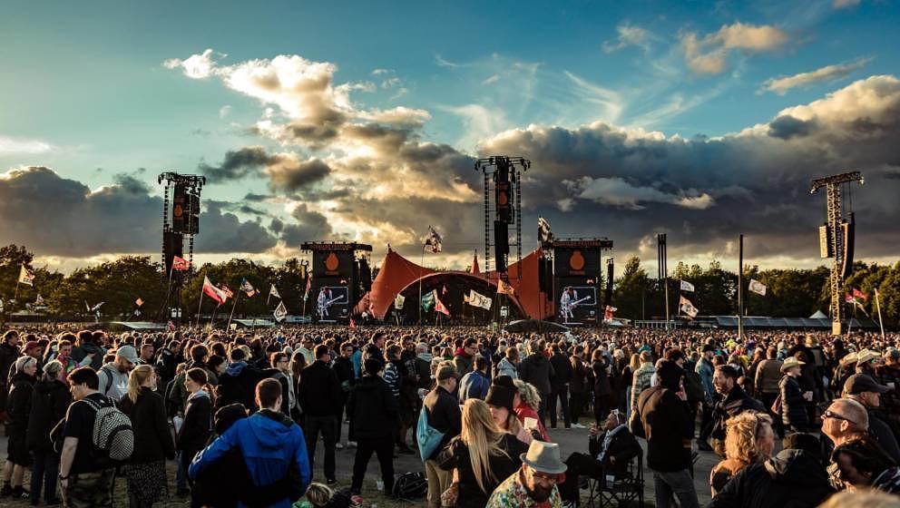 Das Roskilde Festival 2019.
