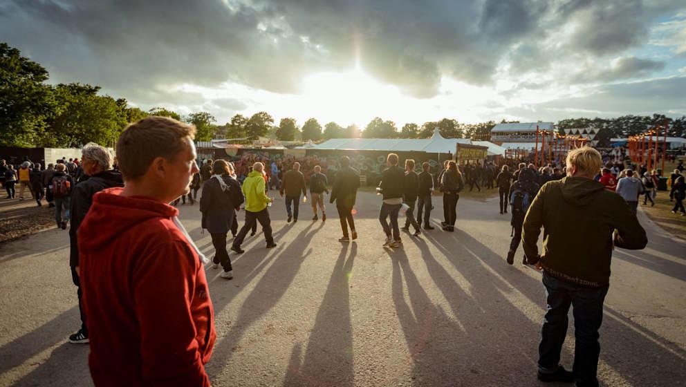 Das Roskilde-Festival 2019