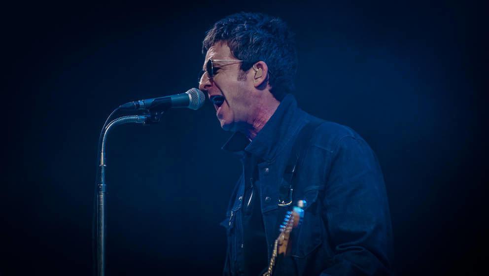 Noel Gallagher live beim Roskilde Festival 2019