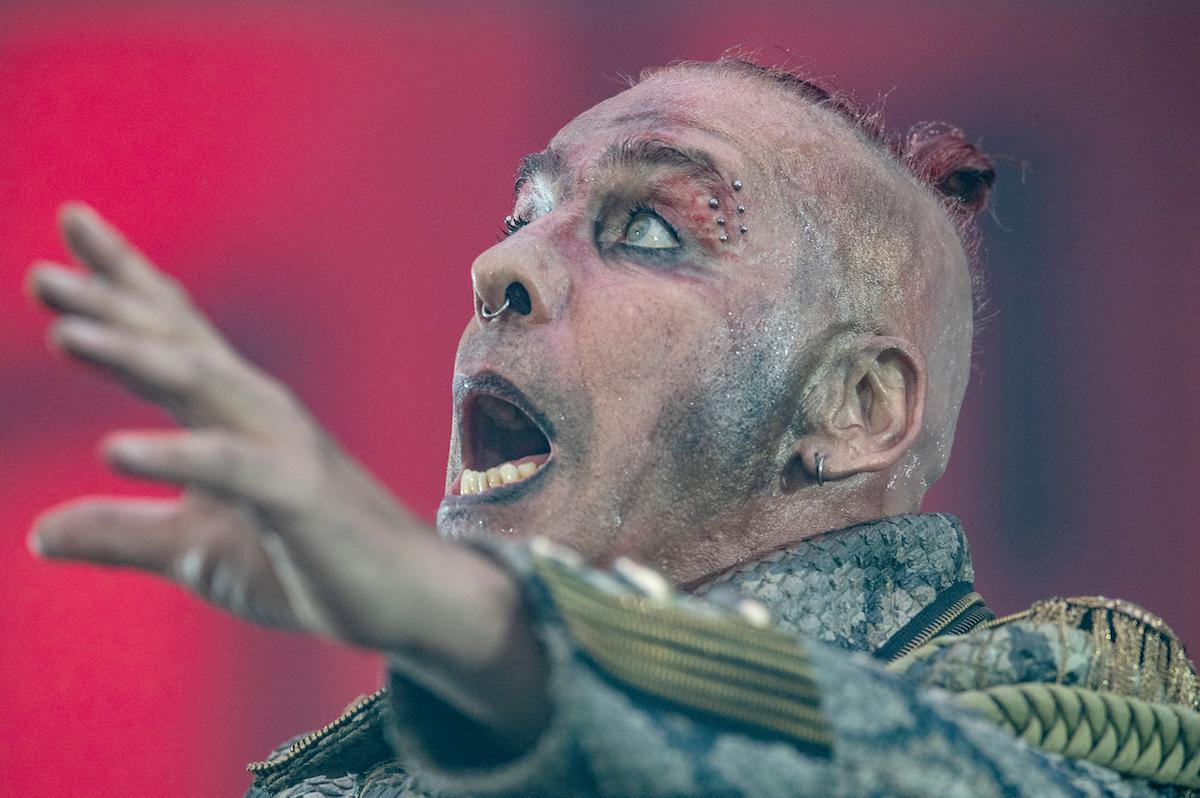 Lindemann tochter von till Till Lindemann