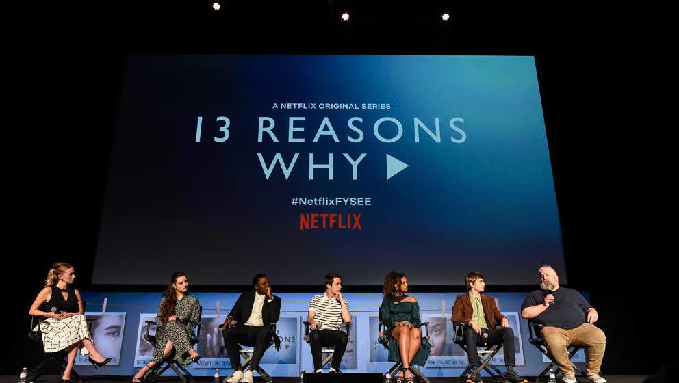"""Zu kontrovers: Netflix ändert oft kritisierte Szene aus """"13 Reasons Why"""" - Musikexpress"""