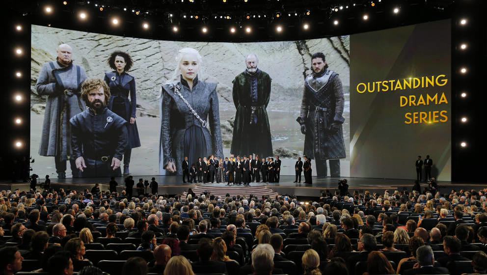 """""""Game of Thrones"""" bricht Emmy-Nominierungs-Rekord - Musikexpress"""