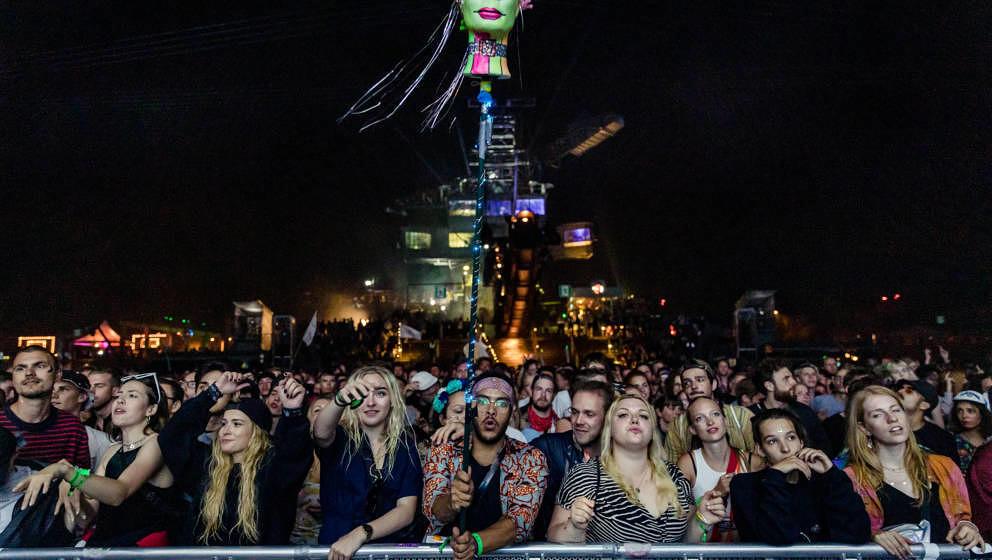 Bilder aus besseren Zeiten: Eines unserer liebsten Electro-Festivals, das Melt, im Jahr 2019.