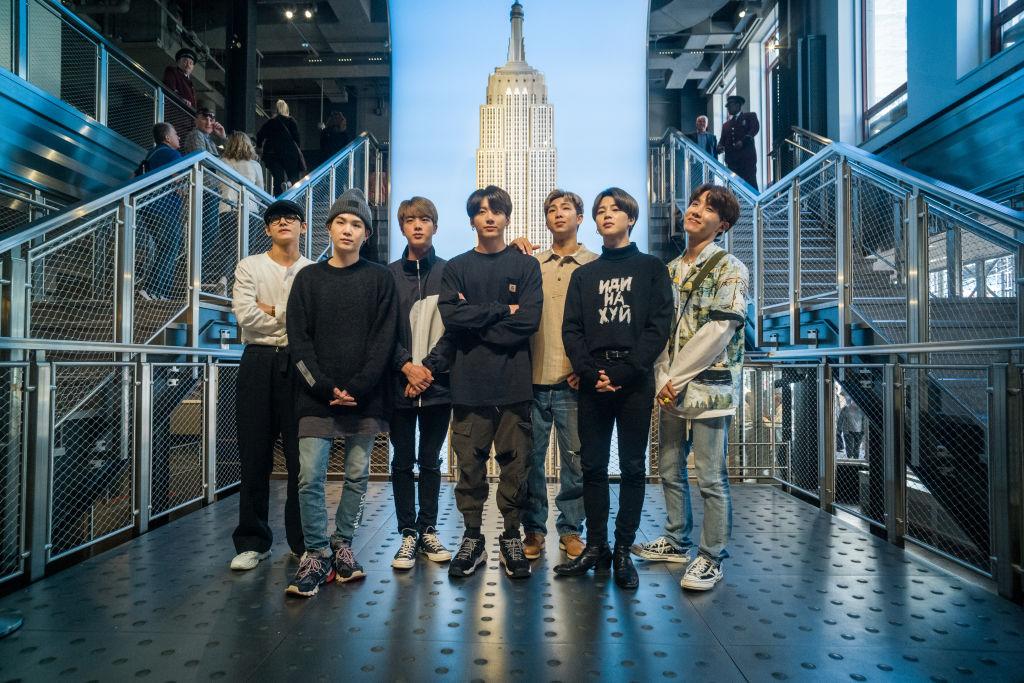 K-Pop-Band BTS: Erster Auftritt bei den MTV VMAs 2020 mit neuer Single