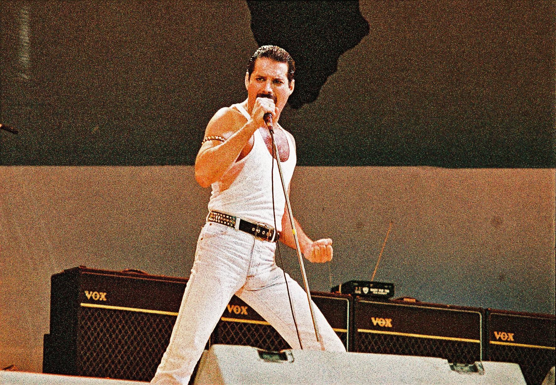 Mit dieser Queen-App könnt Ihr wie Freddie Mercury singen - Musikexpress