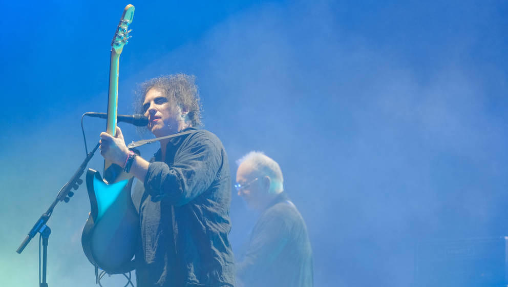 The Cure beim Paléo Festival 2019.
