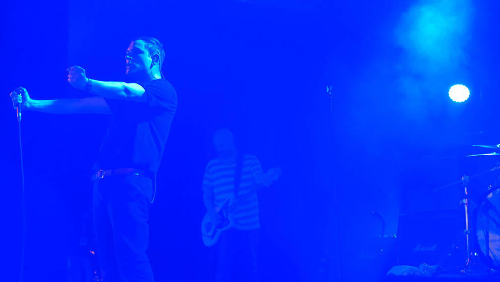 The Twilight Sad beim Paléo Festival 2019.