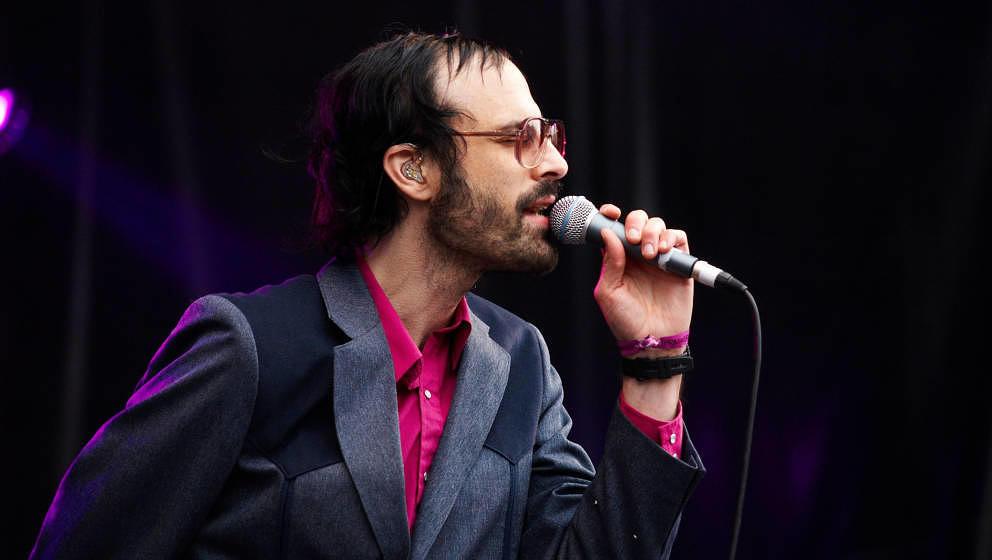 "David Berman mit ""Silver Jews"" auf dem Primavera Sound Festival"