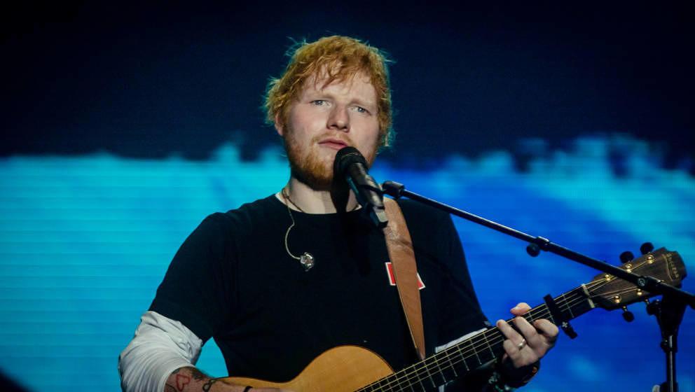Ed Sheeran beim Sziget Festival 2019