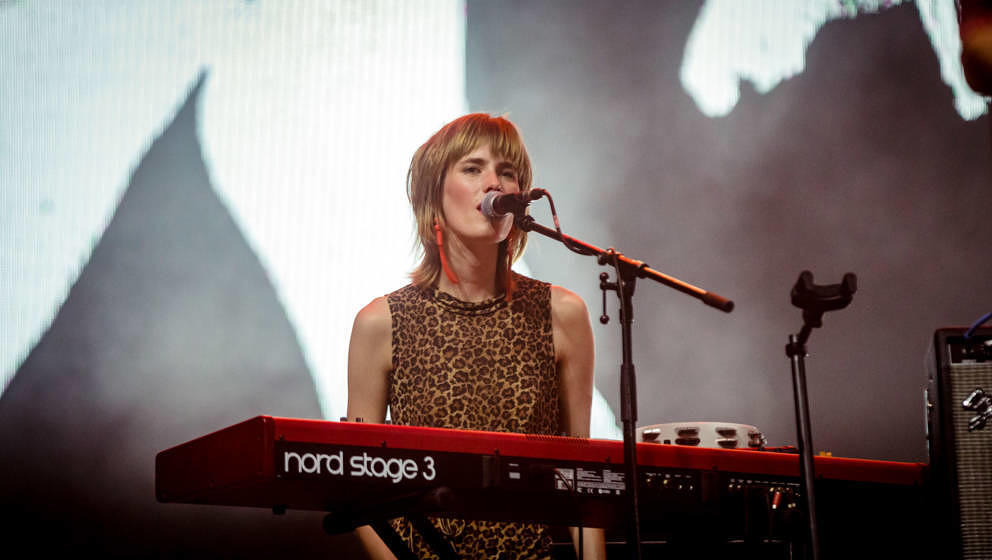 Razorlight beim Sziget Festival 2019
