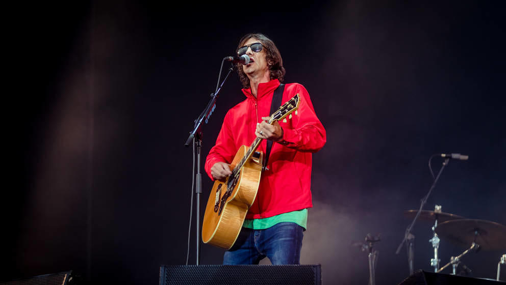 Richard Ashcroft auf dem Sziget Festival 2019