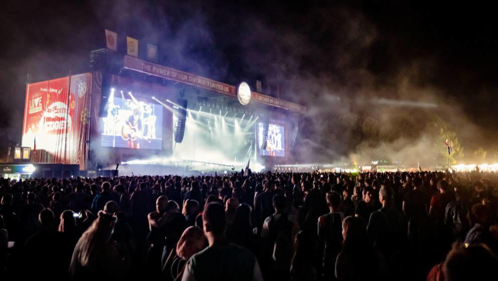 The 1975 auf dem Sziget Festival 2019