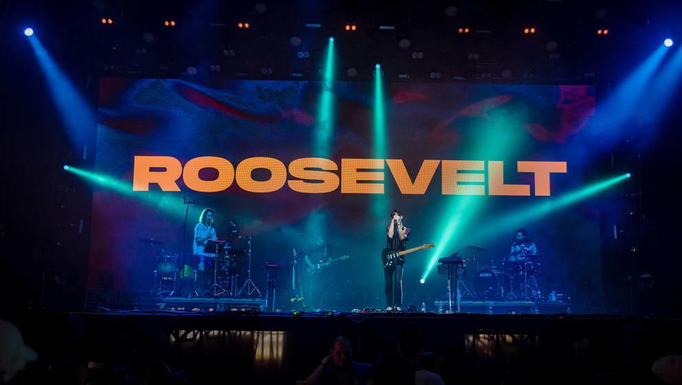 Nächstes Jahr wird Roosevelt wieder auf der Bühne stehen.