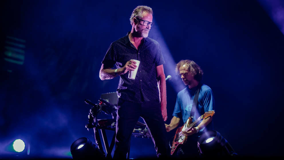 The National live beim Sziget Festival 2019