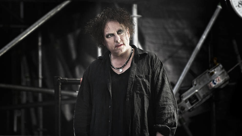 Robert Smith mit The Cure beim Oya Festival 2019