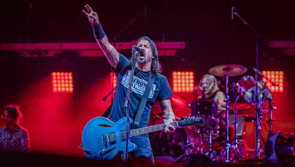 Die Foo Fighters