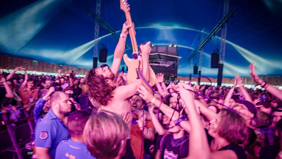 Das Sziget Festival 2019
