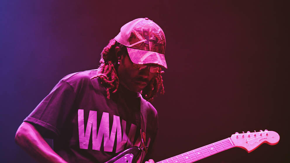 "Blood Orange – alias Dev Hynes – hat die Single ""Borderline"" von Tame Impala als Remix überarbeitet."