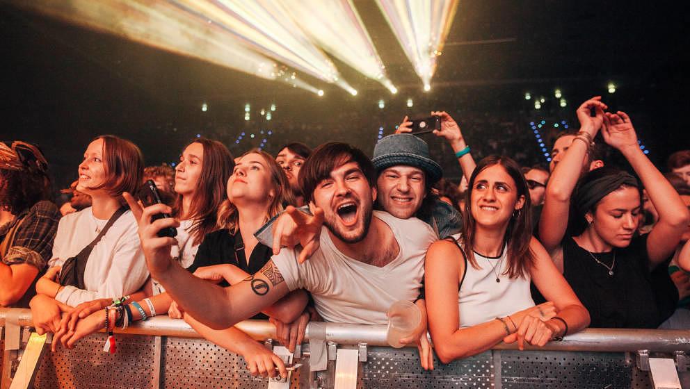 50 Jahre Musikexpress – Das Festival: Darauf freuten sich unsere Besucher am meisten - Musikexpress