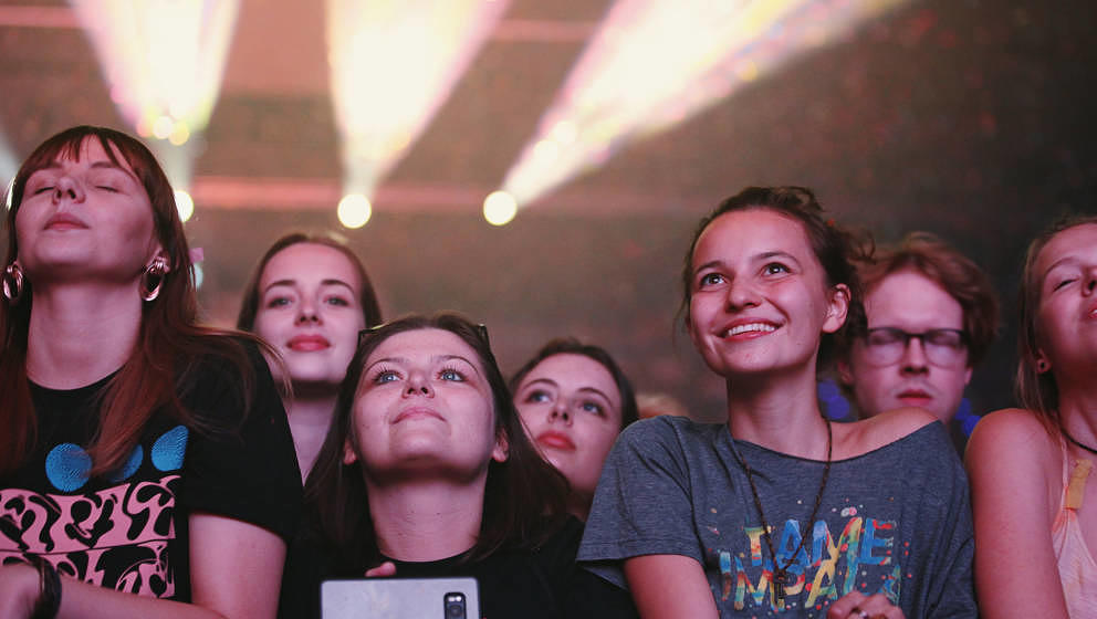 Das Publikum beim ME-Festival 2019